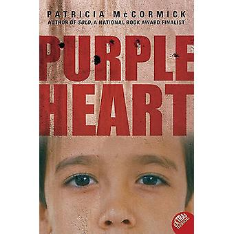 Purple Heart by Patricia McCormick - 9780061730924 Book