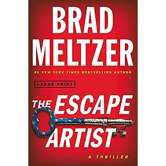 The Escape Artist by Brad Meltzer - 9781455571222 Book