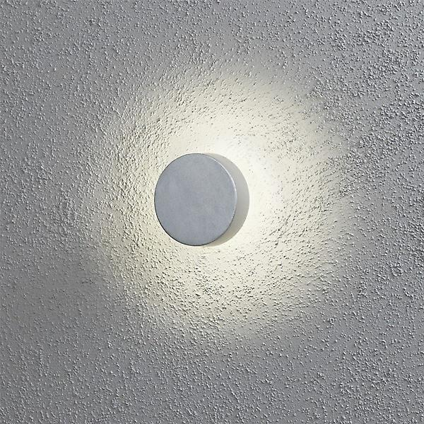 Konstsmide 7909-310 Pesaro LED Round Single Wall Light