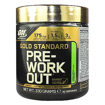 Optimum Nutrition Gold Standard Pre-Workout Green Apple