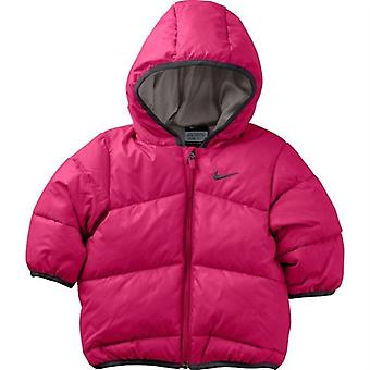 Nike Kids Girls Hooded Jacket with Zip