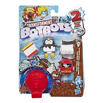 Transformatoren Botbots 5 Pack - Serie 1