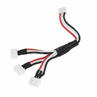 3in1 Charging Cable 7.4V LiPo Lithium Battery for Syma X8W X8G MJX 101 X700