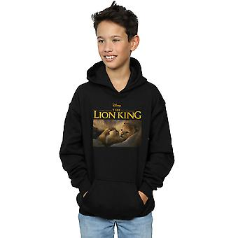 Disney Boys løve King Movie baby Simba foto hoodie
