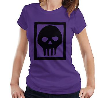 Phantom skull ring logo typen Women ' s T-shirt