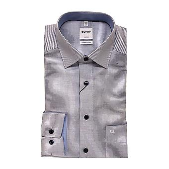 Olymp Blue Shirt 1016 11