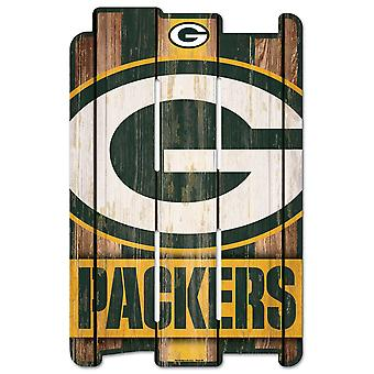 Wincraft PLANK Wood Sign Wood Sign - NFL Green Bay Packers