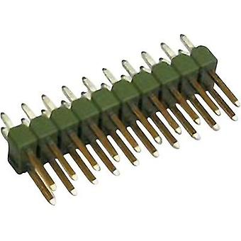 Pin strip (standard) No. of rows: 2 Pins per row: 5 TE Connectivity 826942-5 1 pc(s)