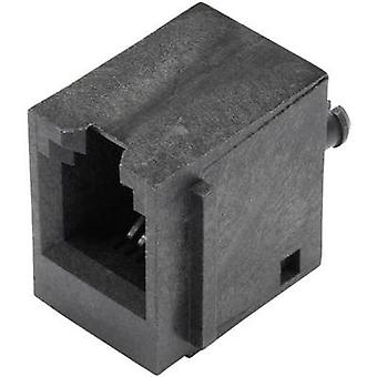 N/A Socket, vertical vertical SS65400-001F Black
