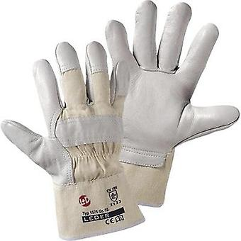 worky 1575 BASALT Glove Cowhide full-grain leather