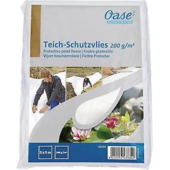 Protecitve pond fleece (L x W) 5 m x 2 m Oase 43334 1 pc(s)