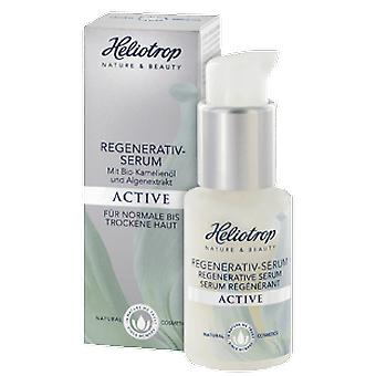 Heliotrop Regenerating Serum Active