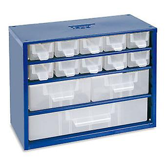 Tayg Metal module (13 drawers) (DIY , Tools , Inventory systems , Storage)