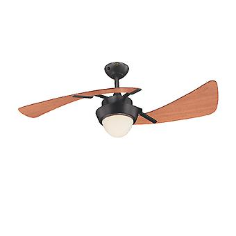 "Westinghouse ceiling fan SANTA ANA 122 cm / 48"" with remote control"