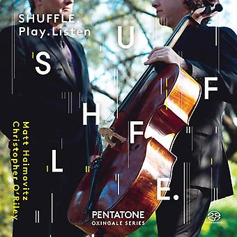 Radiohead / Haimovitz / O'Riley - Shuffle Play lytte [SACD] USA import