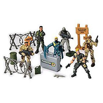 Dimasa Box 6 Figure Soldiers-Special (Toys , Action Figures , Dolls)