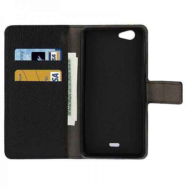 Pocket wallet premium black-to WIKO highway signs