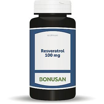 Bonusan Resveratrol 60 Cap. (Dietetics and nutrition , Supplements , Body , Antioxidants)
