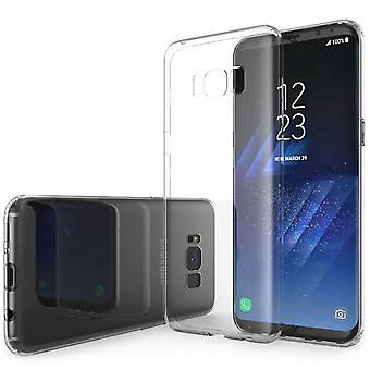 YouSave accessoires Samsung Galaxy S8 Ultra dunne Gel Clear Case
