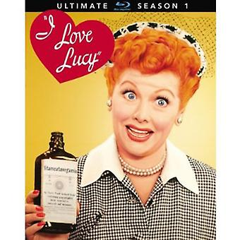 I Love Lucy: Ultimate Season One [BLU-RAY] USA import