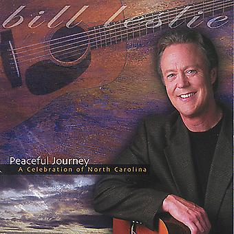 Bill Leslie - fredelig reise [DVD] USA import