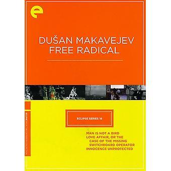 Eclipse 18: Dusan Makavejev [DVD] Stati Uniti importare
