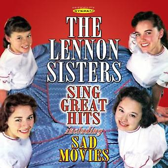 Lennon Sisters - Sing Great Hits Including Sad Movies [CD] USA import