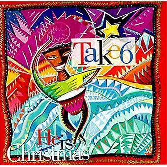 Tage 6 - han er jul [CD] USA import
