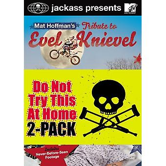 Matt Hoffman Hommage an Evel Knievel/Jackass 2 [DVD] USA importieren