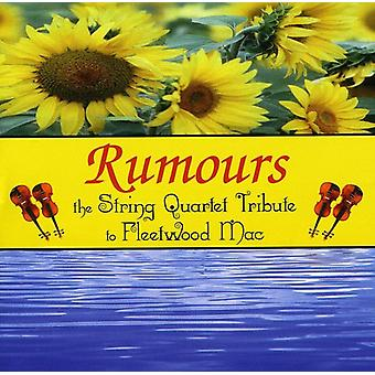 Tribute to Fleetwood Mac - Rumours-String Quartet Tribute to Fleetwood Mac [CD] USA import