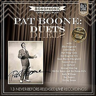 Pat Boone - duetter [Vinyl] USA import