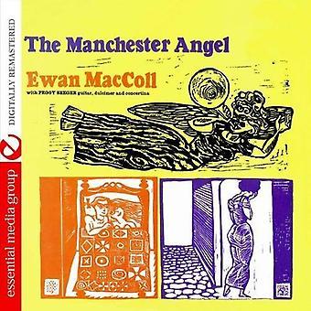 Ewan Maccoll - importation USA Manchester Angel [CD]