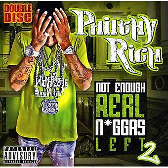 Philthy Rich - N.E.R.N.L. 2 [CD] USA import