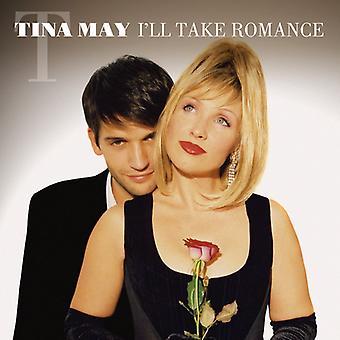 Tina mayo - voy a importar de Estados Unidos tomar Romance [CD]
