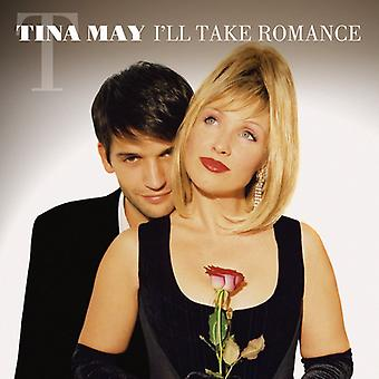 Tina maj - I'Ll tage Romance [CD] USA import