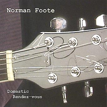 Norman Foote - Domestic Rendez-Vous [CD] USA import