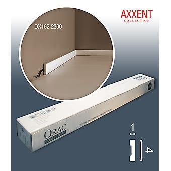 ORAC decor DX162-2300 AXXENT 1 box SET with 10 door surrounds wall mouldings | 23 m