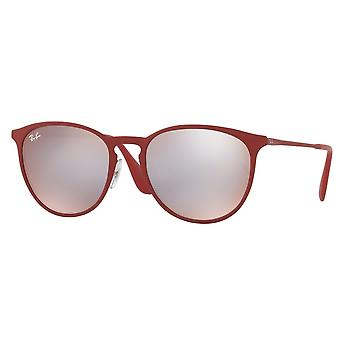 Ray-Ban Erika Metall Bordeaux Sonnenbrille RB3539-9023B5-54
