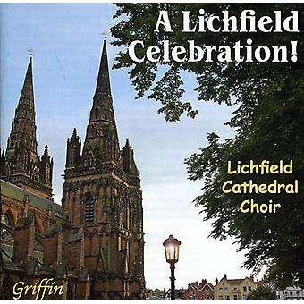 Lichfield Cathedral kor - en Lichfield fest! [CD] USA import