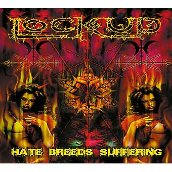 Lock Up - Hate Breeds Suffering [CD] USA import