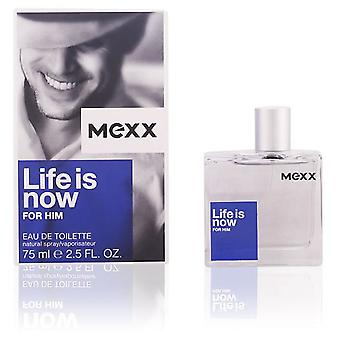 Mexx Life Is Now Man Edt Vapo 75 Ml (Man , Perfumes , Perfumes)
