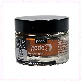 Pebeo Gilding Wax 30ml | Colours Listed