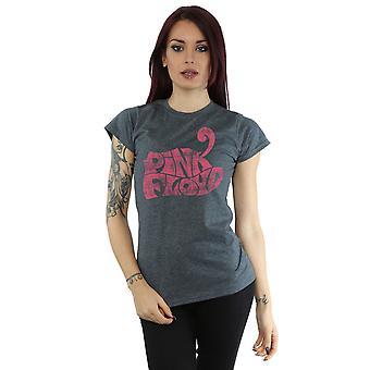 Pink Floyd kvinders Retro Logo T-Shirt