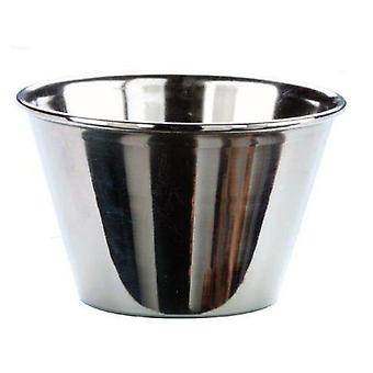 Ibili Pudding mold Inox 6 cm. (Heim , Küche , Backen , Formen)