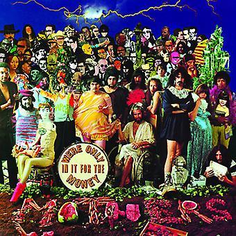 Frank Zappa - var kun i det for [Vinyl] USA importerer