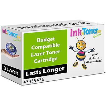 Cartuccia Toner nero compatibile Oki 43459436 (43459436)