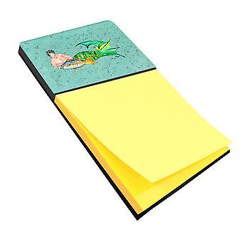 Merman Refiillable Sticky Note Holder or Postit Note Dispenser