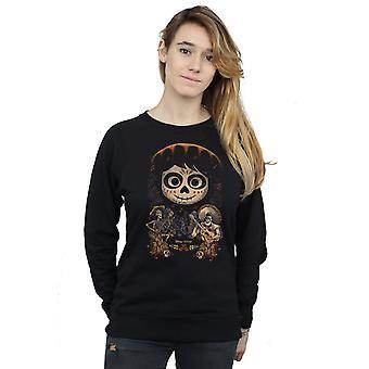 Coco Miguel Face Poster Sweatshirt Disney féminin