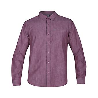 Hurley One & Only 3.0 Long Sleeve Shirt