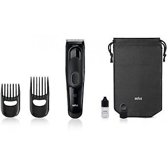 Braun Cortapelo Hc 5050 Series 5 Black Machine (Hair care , Hair Clippers)